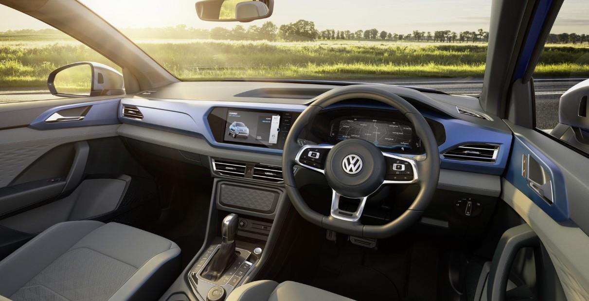 2020 Volkswagen Tarok Interior