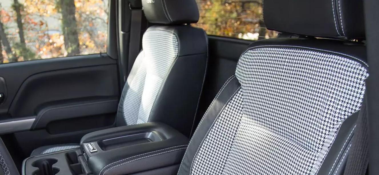2021 Chevrolet Yenko Silverado Interior