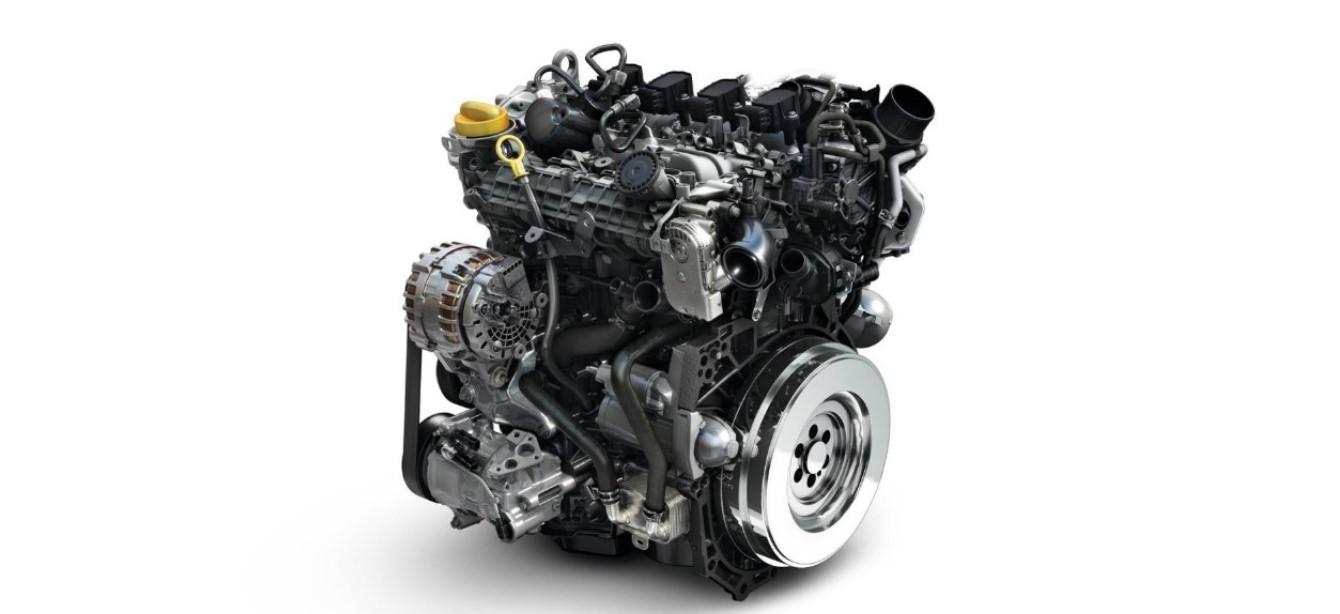 2021 Skoda Pickup Truck Engine