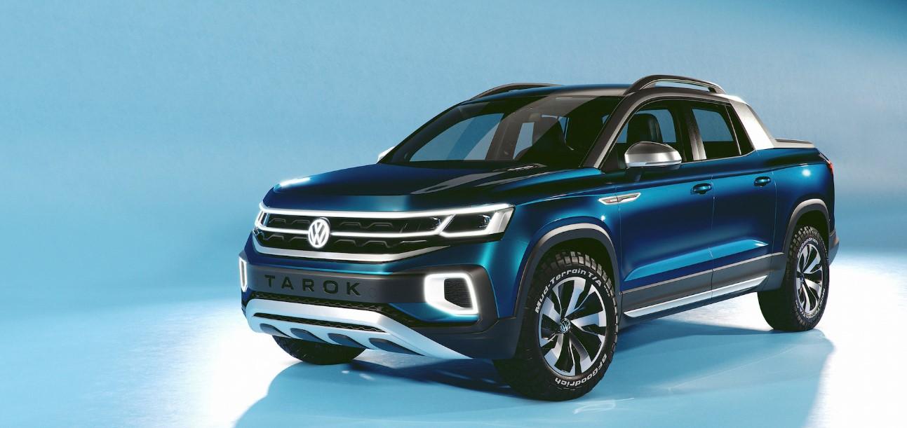 2021 Volkswagen Tarok Concept Exterior
