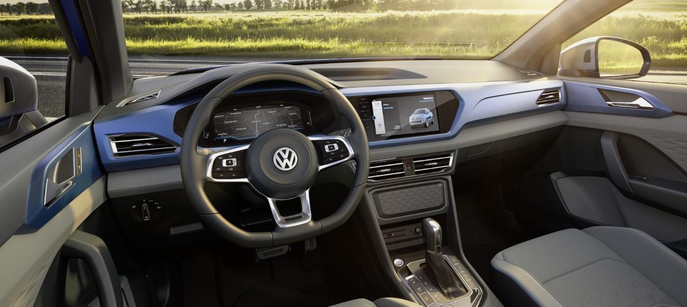 2021 Volkswagen Tarok Concept Interior