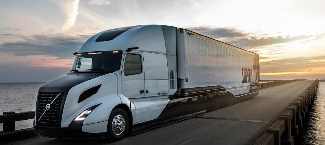 2021 Volvo Truck Concept Exterior