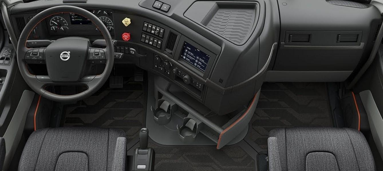 2021 Volvo Truck Concept Interior
