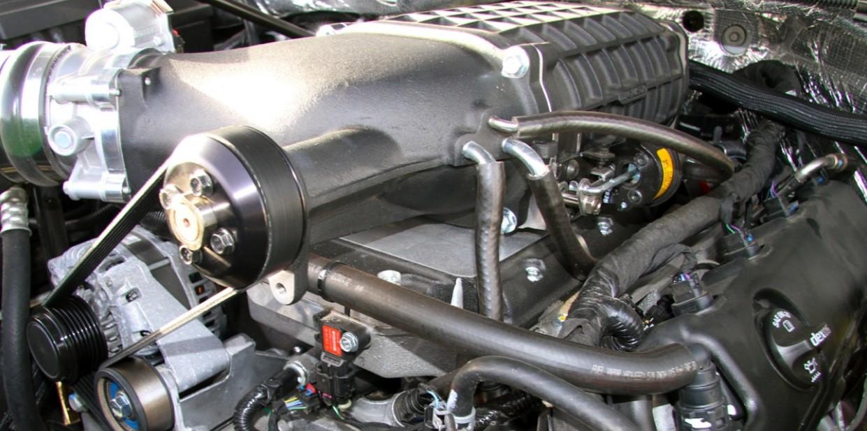 2020 Chevrolet Reaper Engine