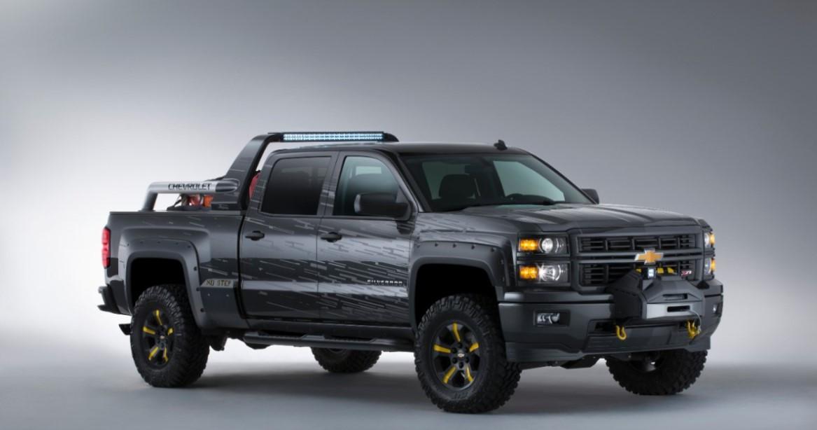 2020 Chevrolet Reaper Exterior