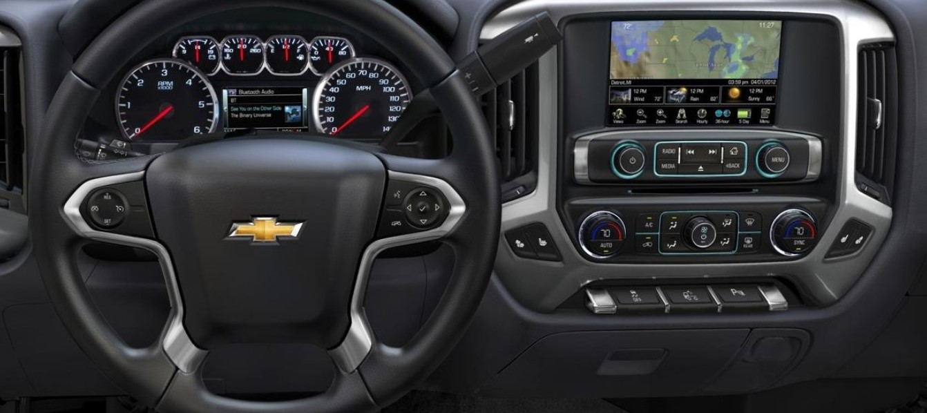 2020 Chevrolet Reaper Interior