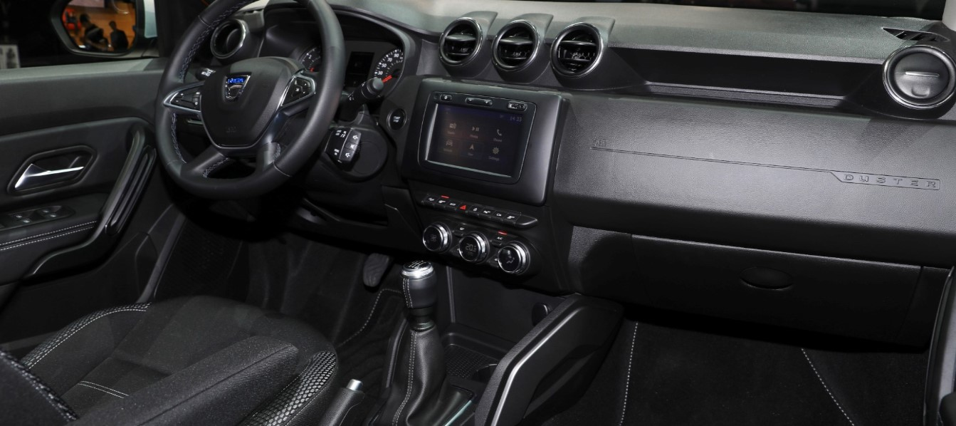 2020 Dacia Logan Pickup Interior