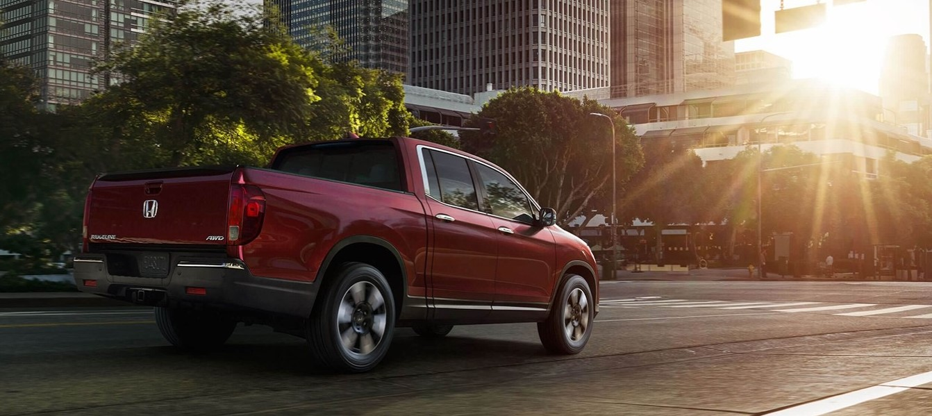 2020 Honda Ridgeline Hybrid Engine