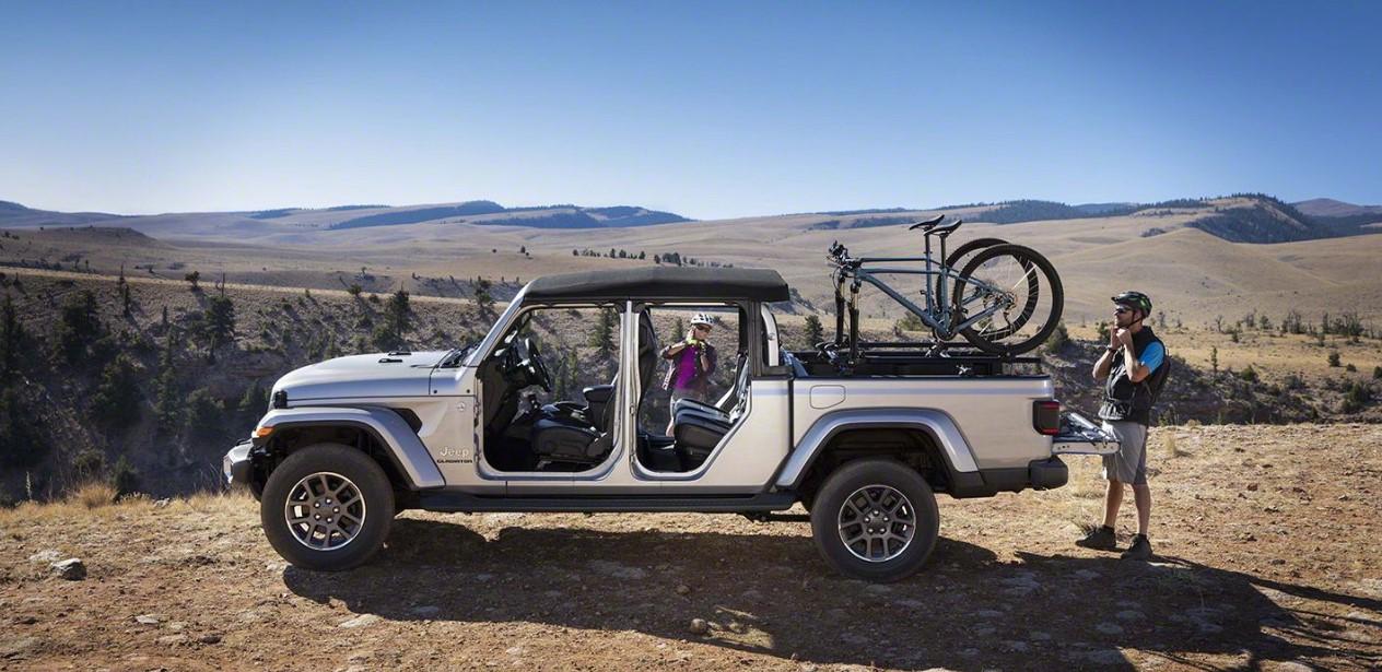 2020 Jeep Wrangler JT Exterior