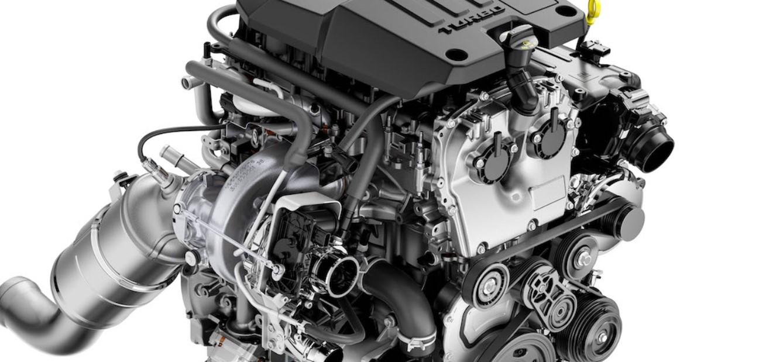 2021 Chevy Silverado 5500 Engine