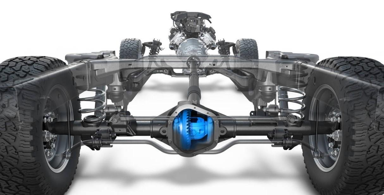 2021 Dodge Dakota Engine