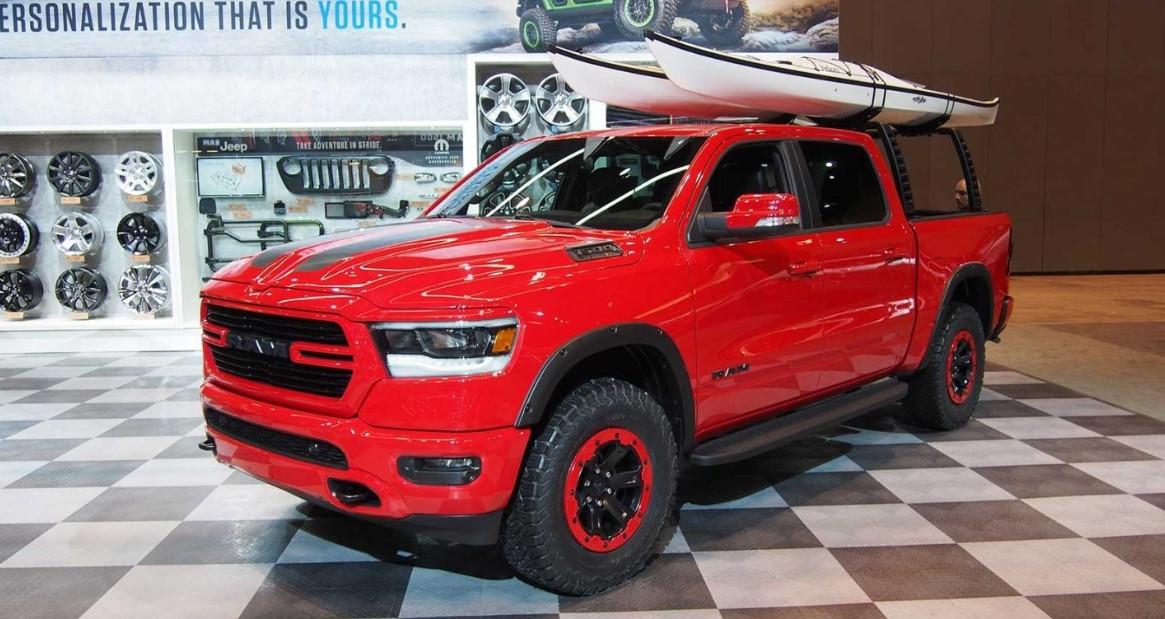 2021 Dodge Dakota Price, Specs, Interior | PickupTruck2021.Com