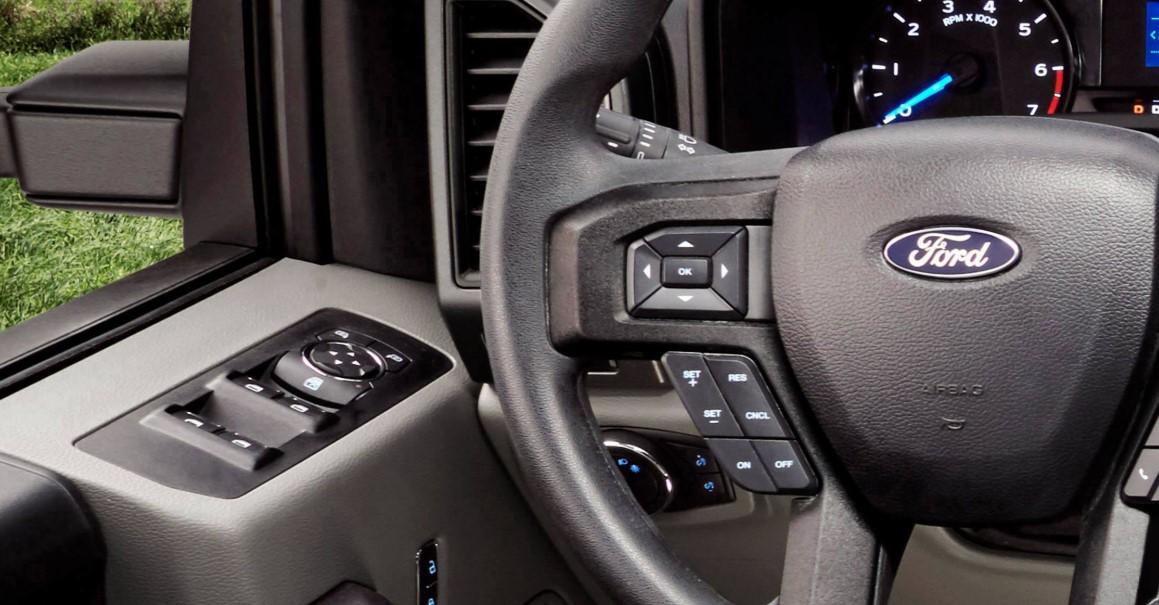 2021 Ford F-250 MegaRaptor Interior