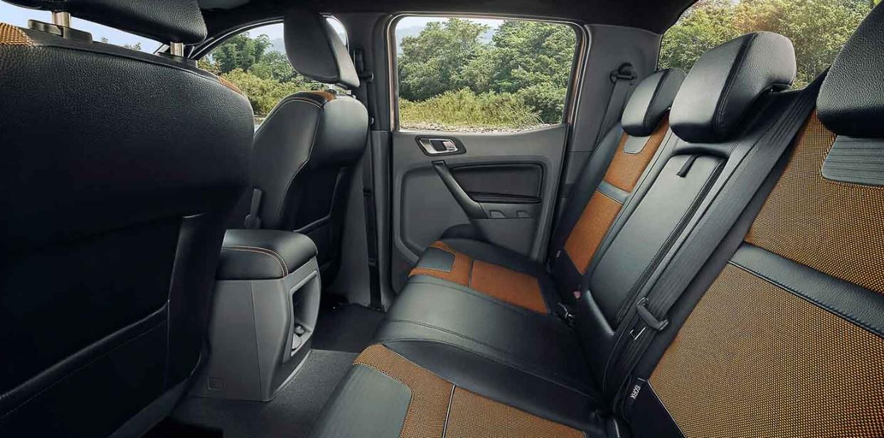 2021 Ford Ranger XL Interior