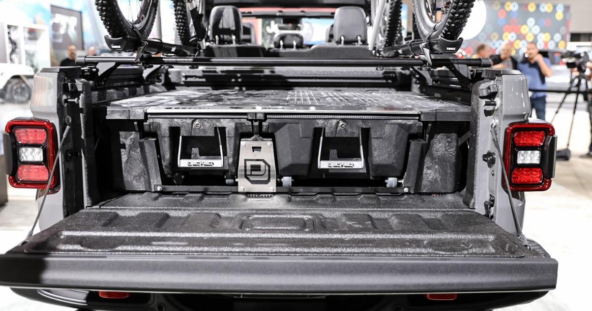 2021 Jeep Wrangler JT Engine