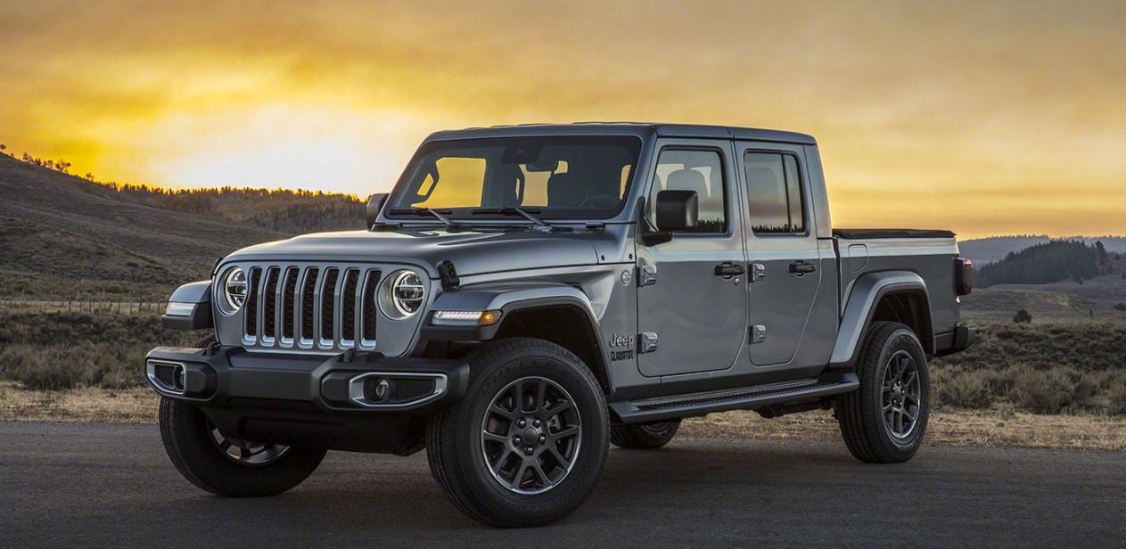 2021 Jeep Wrangler JT Exterior