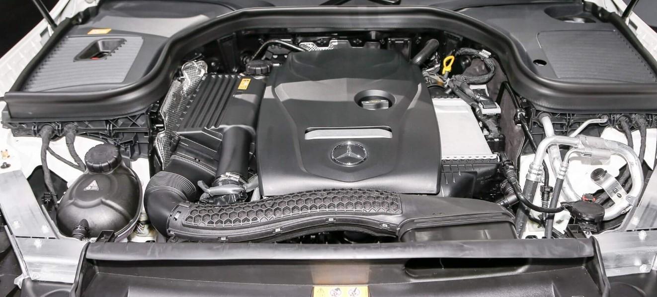 2021 Mercedes Glt Pickup Truck Engine