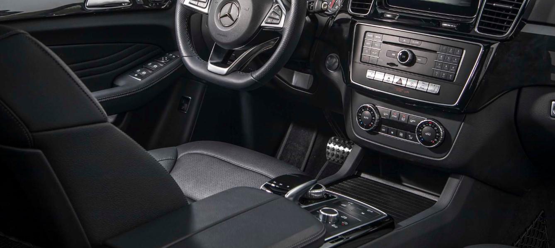 2021 Mercedes Glt Pickup Truck Interior