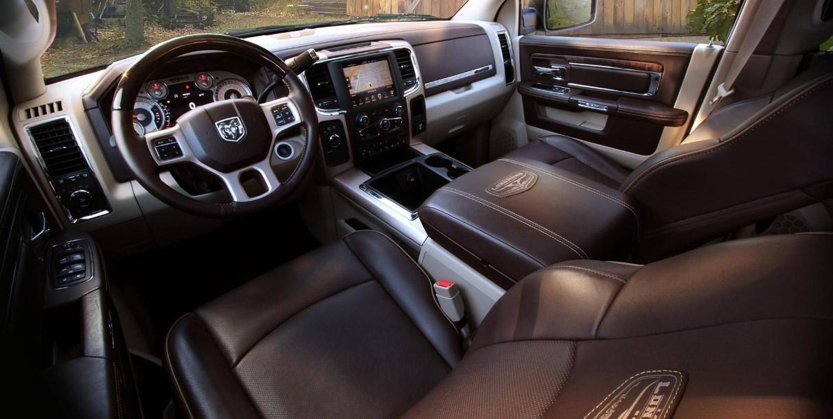 2021 Ram 3500 HD Interior