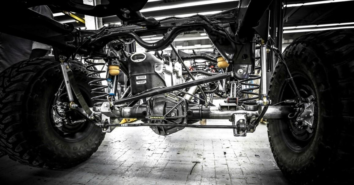 2021 Ram Rebel TRX Engine