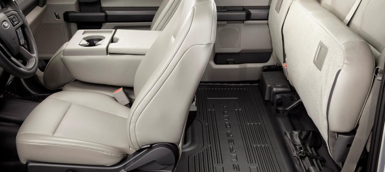 2020 Ford F-250 Megaraptor Interior