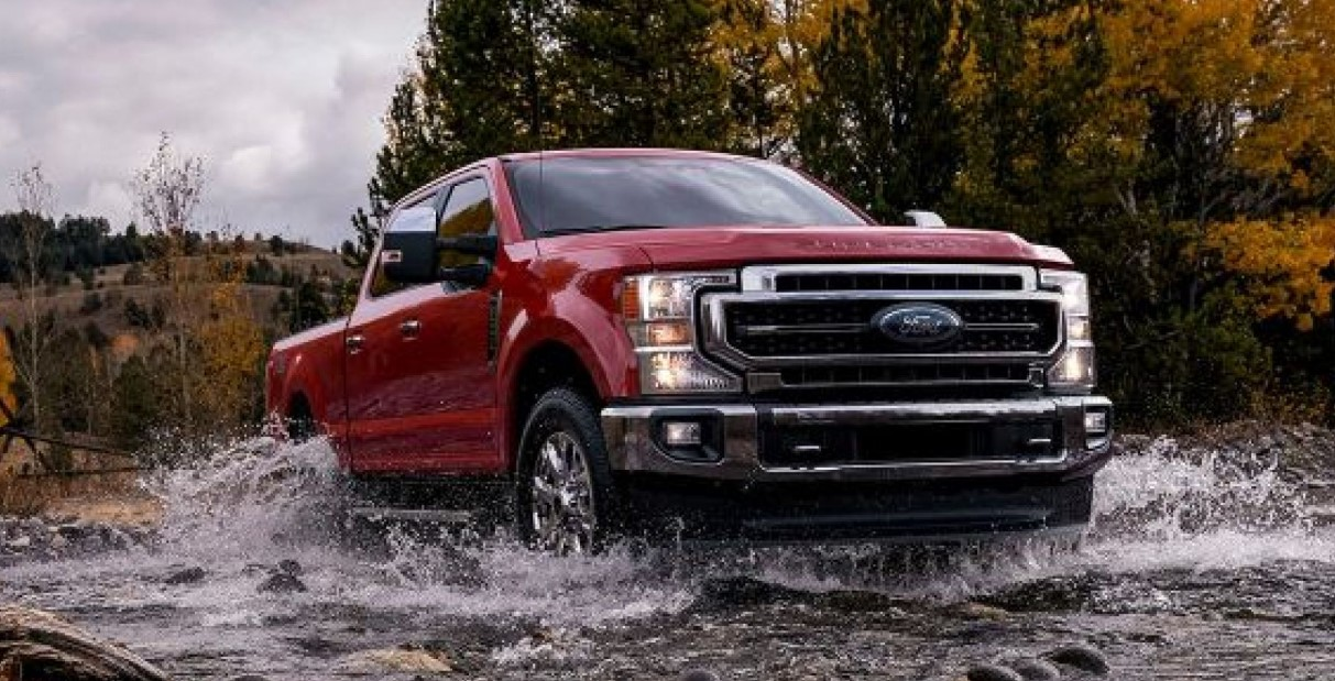 2021 Ford F-350 Super Duty Exterior