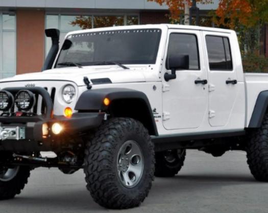 2021 jeep scrambler dieselpage75  pickuptruck2021