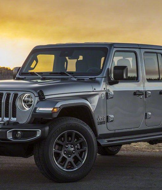 2021 jeep wrangler exterior  pickuptruck2021
