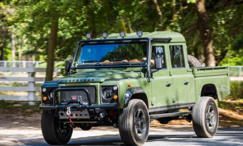 2020 Land Rover Defender Pickup Price, Release Date ...