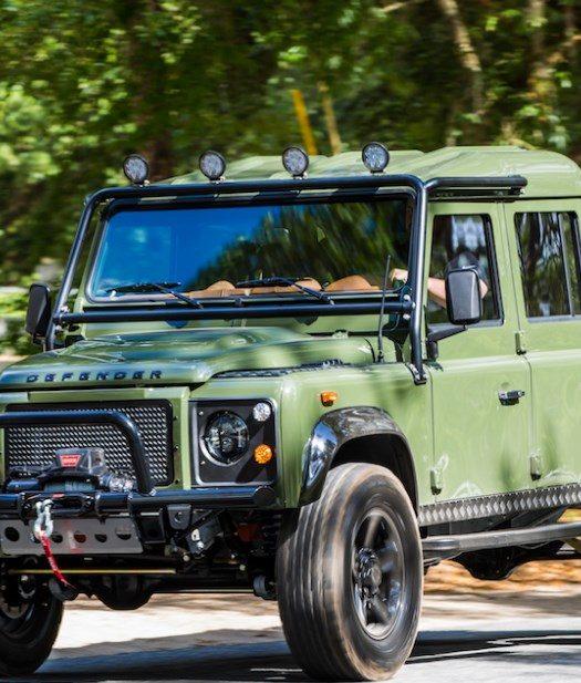 2021 Land Rover Defender Interior   PickupTruck2021.Com