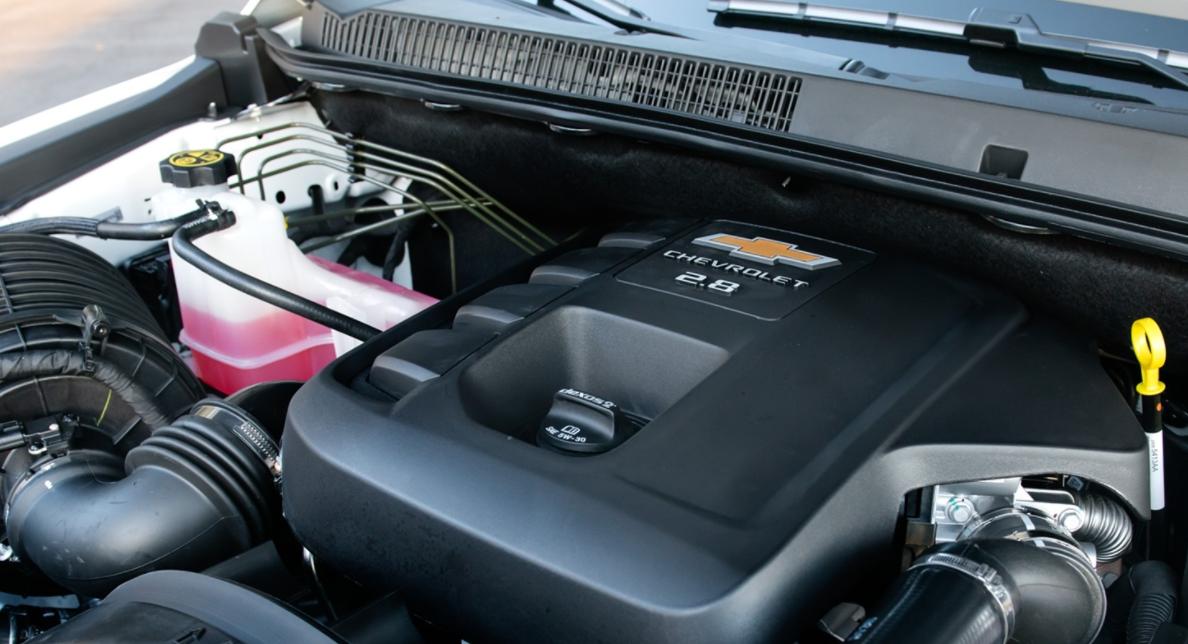 2023 Chevrolet Colorado S10 Engine
