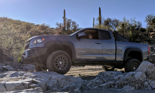 2023 Chevrolet Colorado ZR2 Bison Exterior