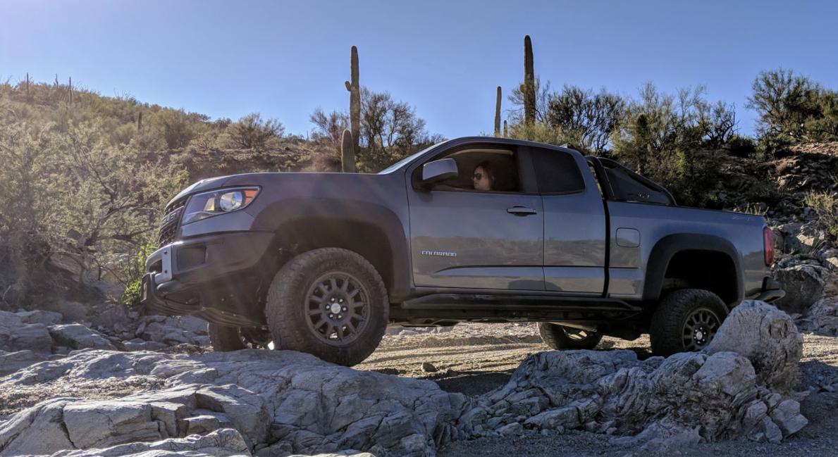 2023 Chevrolet Colorado ZR2 Bison Exterior