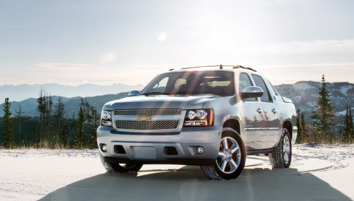 2023 Chevy Avalanche Exterior