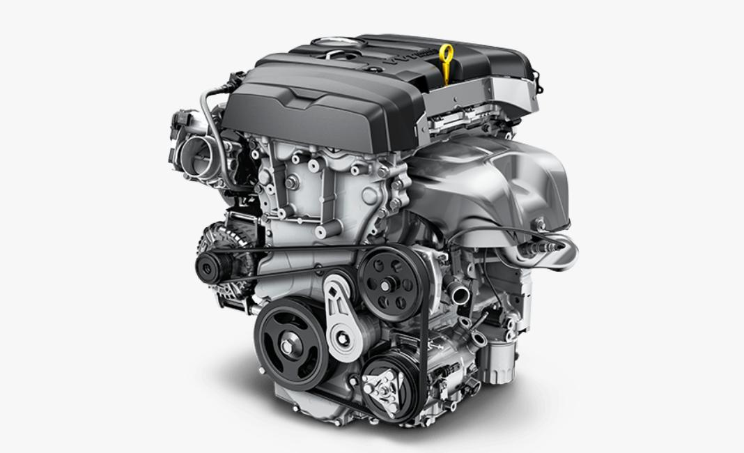 2023 Chevy Colorado Engine