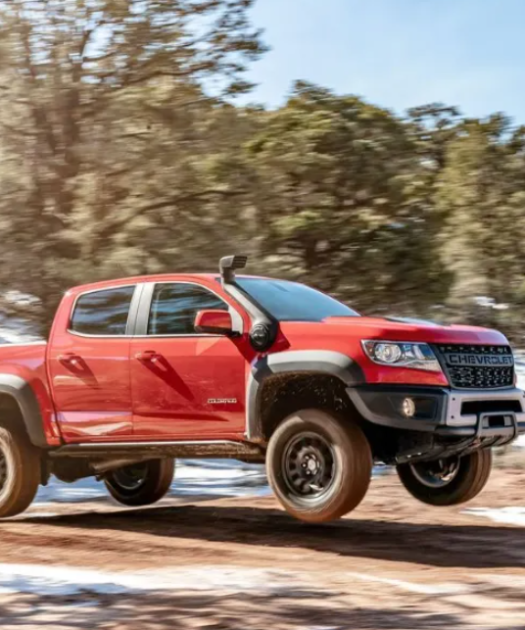 2023 Chevy Colorado Exterior