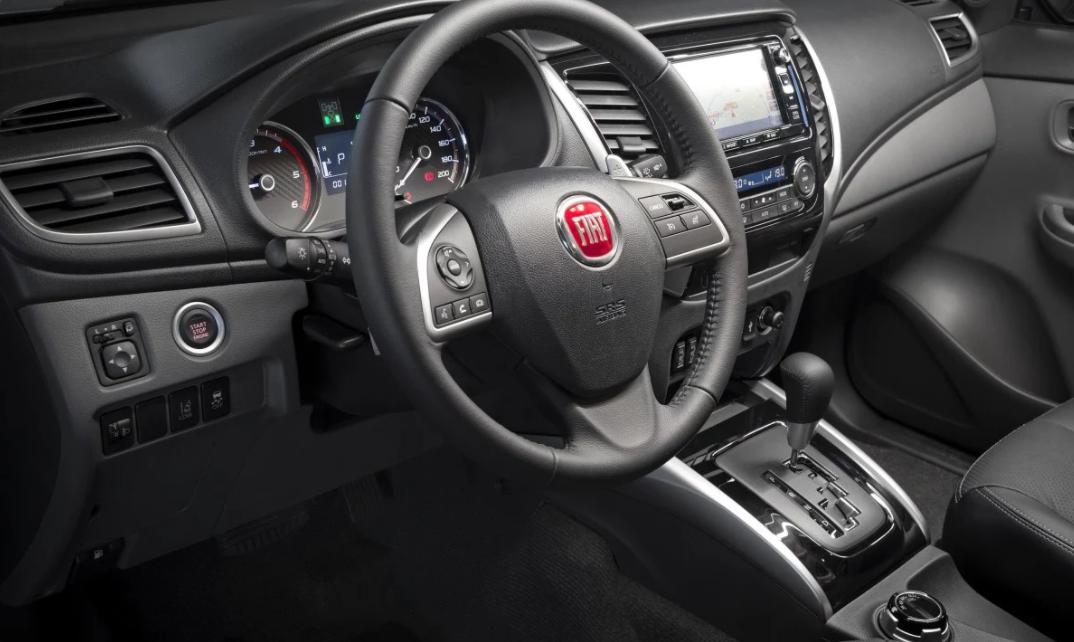 2023 Fiat Fullback Interior
