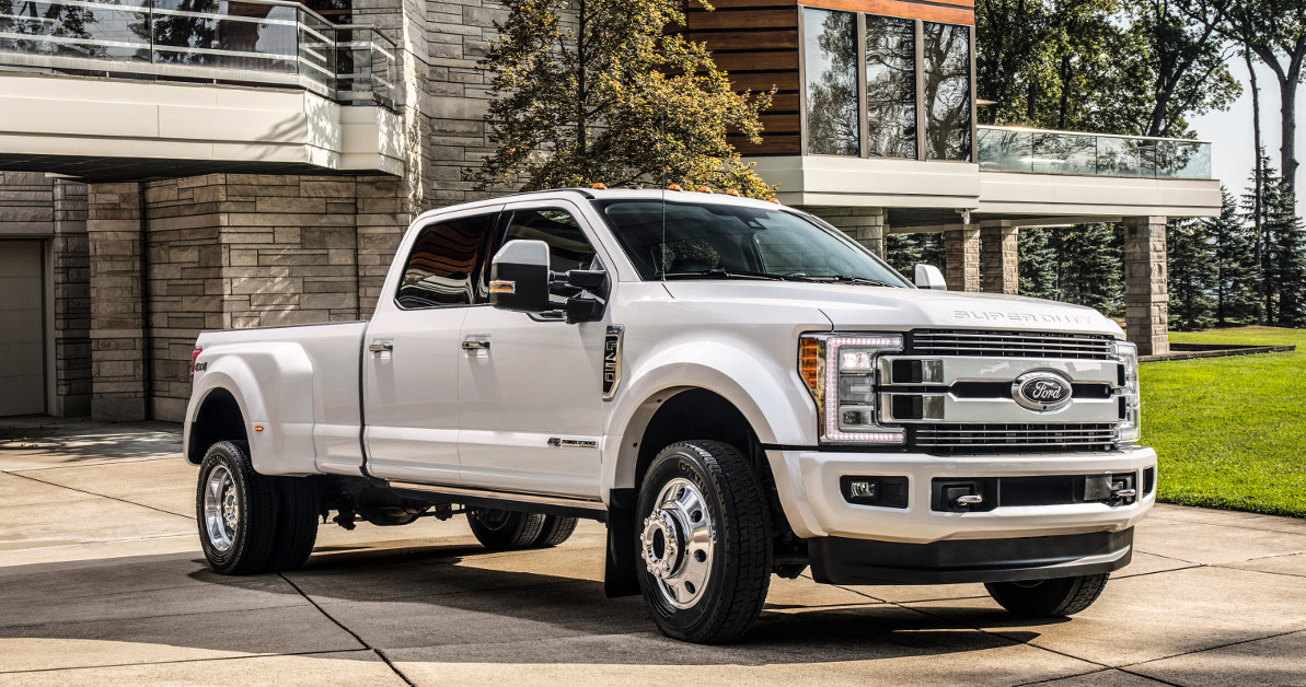2023 Ford F-350 Exterior
