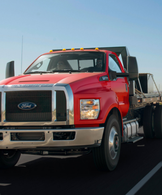 2023 Ford F-750 Exterior