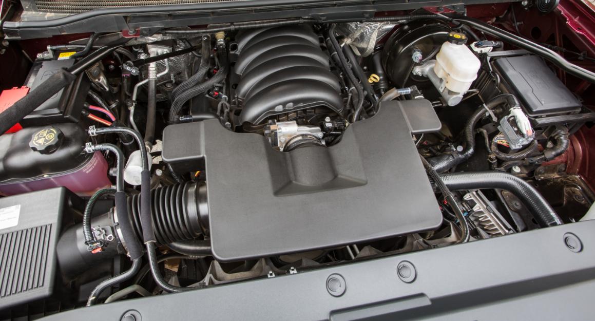 2023 GMC Sierra 2500 Engine