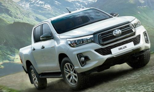 2023 Toyota Hilux Exterior