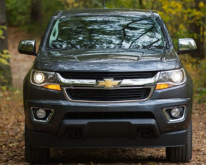 2022 Chevy Colorado Exterior