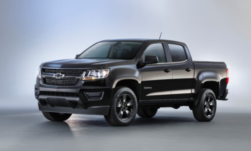 2022 Chevy Colorado LT Exterior