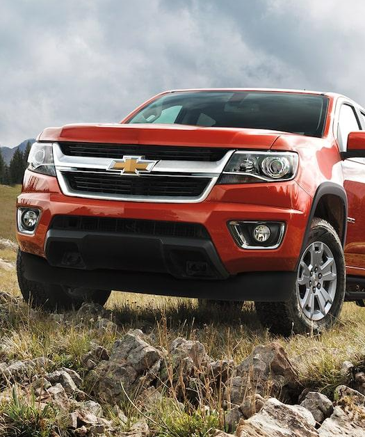 2022 Chevy Colorado Z71 Exterior