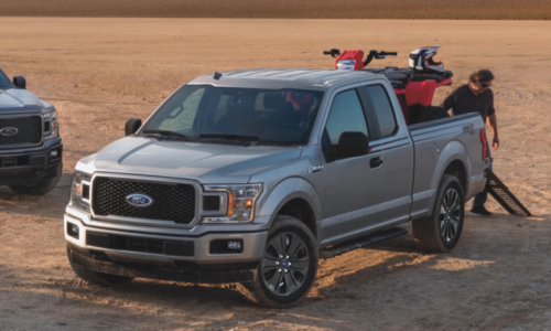 2022 Ford F-150 FX4 Exterior