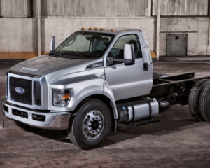 2022 Ford F-650 Exterior