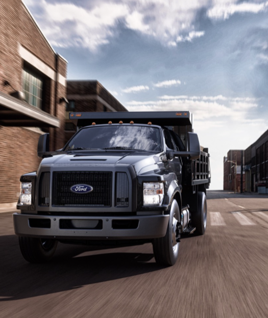 2022 Ford F-750 Exterior