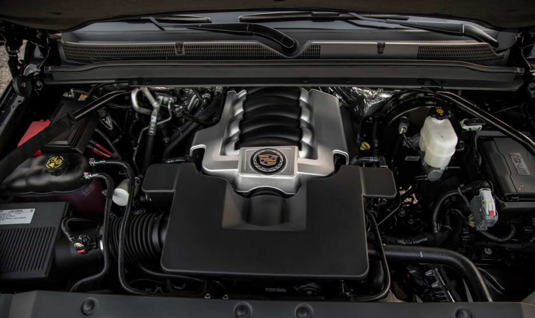 2023 Cadillac Escalade EXT Engine