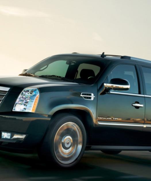 2023 Cadillac Escalade EXT Exterior