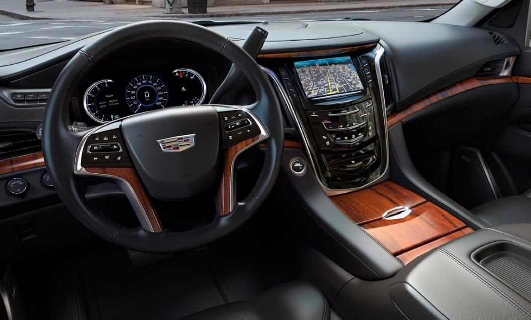 2023 Cadillac Escalade EXT Interior